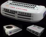 Хладилни агрегати за товарни автомобили Хвасунг Термо