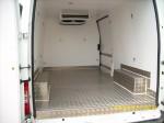 Термоизолация и хладилна система на Форд Транзит за превоз на медицински продукти