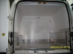 Термоизолация на Форд Канект за превоз на охладени продукти