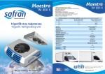 Хладилни агрегати за товарни автомобили Сафран